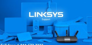 Firmware on a Linksys Range Extender
