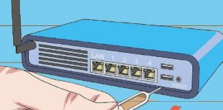 Reset a Home Network Router
