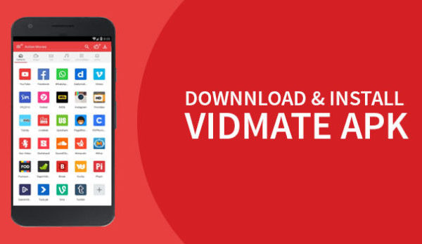 How Vidmate Makes Easy To Download Online Videos?